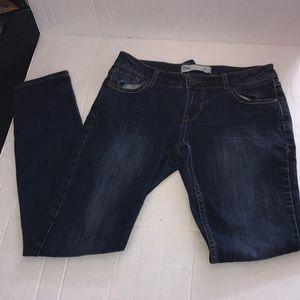 Jeans size 9 EUC